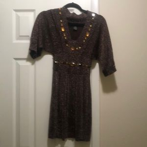 Sparkly Mini Dress